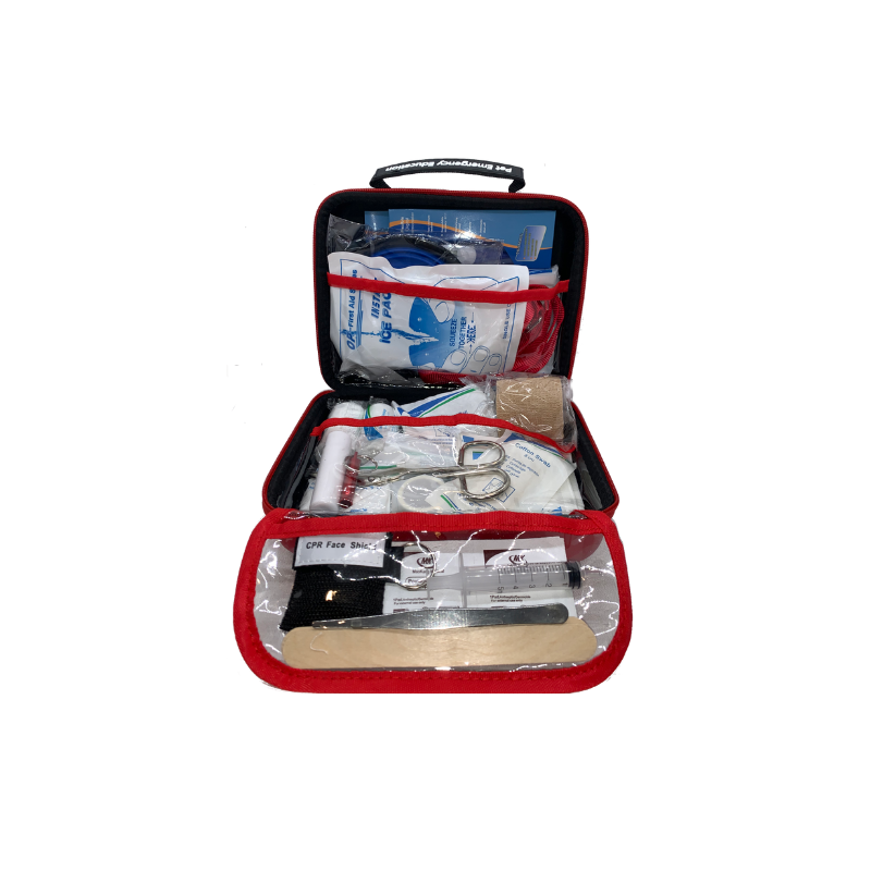 Deluxe Pet First Aid Kit 60+ Emergency Items, Veterinarian Approved image 4