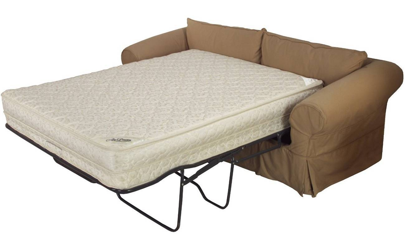 """Classic 3500 Series Replacement Sleeper Sofa Mechanism with Air Dream Mattress Savings Package, Size: 68"""""""