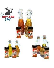 Dry Age Chef DIY Infused or Flavored Olive Oil Kit