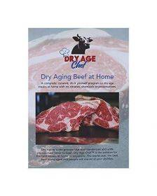 """Dry Aging Beef at Home"" Instructions & Guide Booklet by Dry Age Chef"