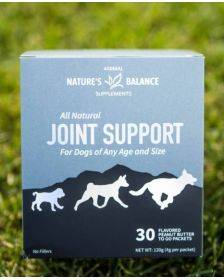 Peanut Butter Joint Support for dogs