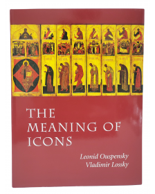 The Meaning of Icons by Leonid Ouspensky, Vladimir Lossky Paperback