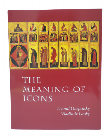 The Meaning of Icons by Leonid Ouspensky, Vladimir Lossky Hardcover