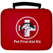 Deluxe Pet First Aid Kit 60+ Emergency Items, Veterinarian Approved image 2